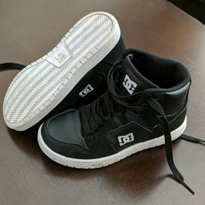 DC Youth Spark High Tops